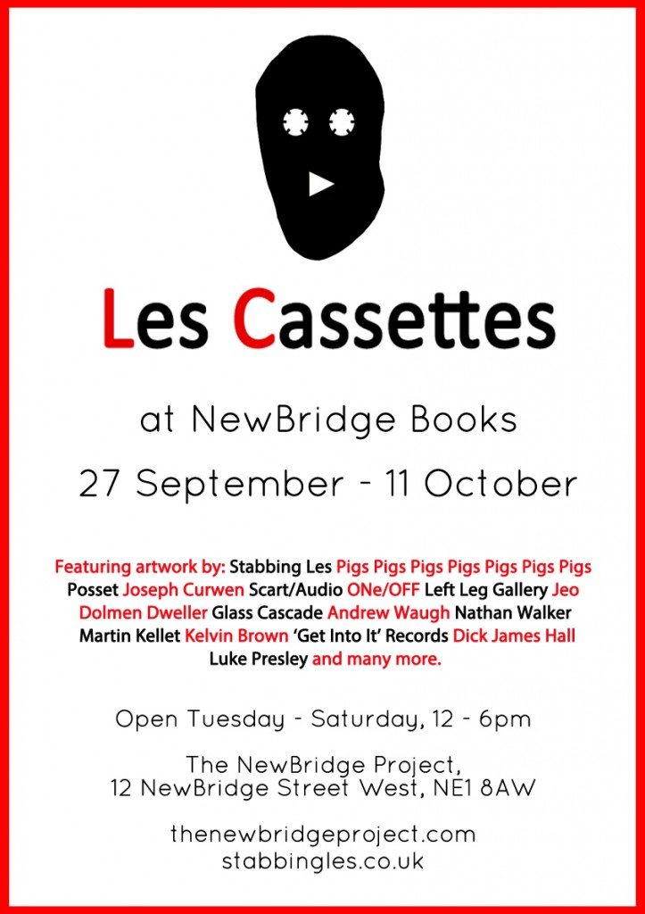 les cassettes poster newbridge extension